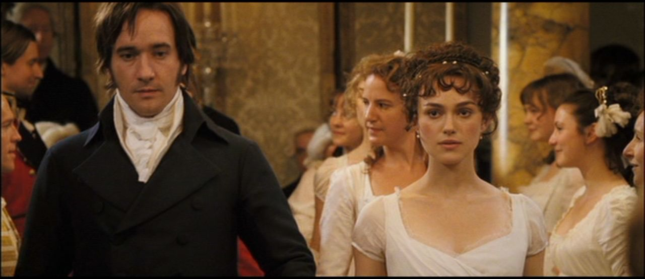 Help me with Pride and Prejudice?