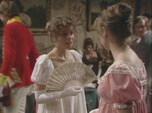 Lizzie and Charlotte, Pride and Prejudice 1980