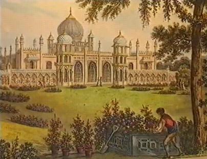 Regency landscape design Jane Austens World