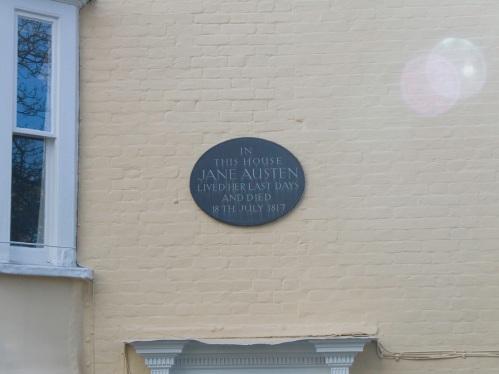 Jane Austen's death | Jane Austen's World