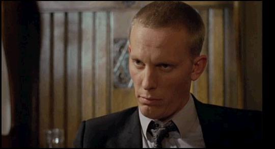 Sergeant Hathaway interrogates creepy Peter