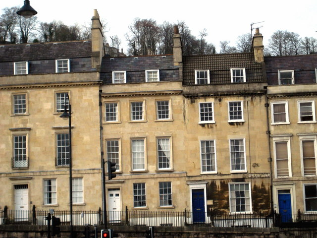 Going to bath with jane austen jane austen 39 s world for What is terrace house