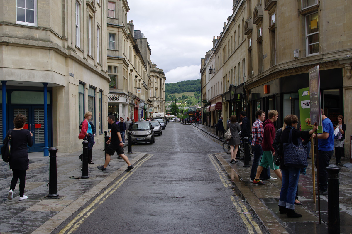 Cheap Street, Northanger Abbey, and Preserving the ...