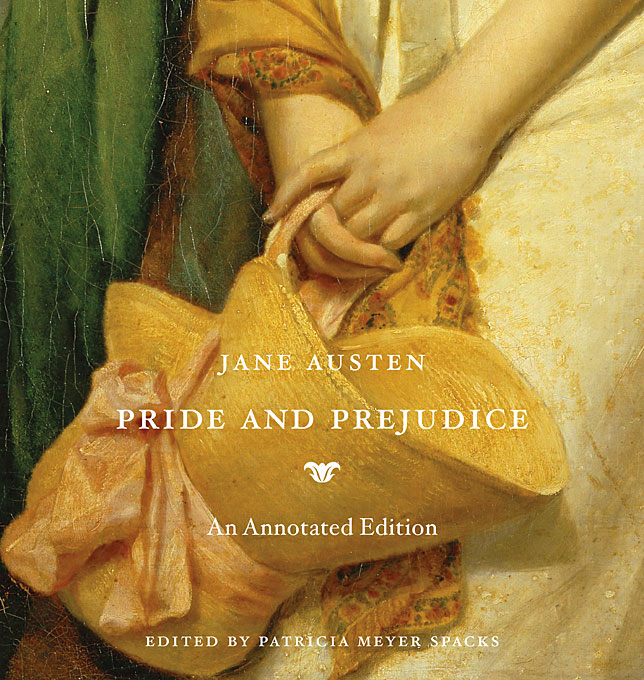 pride and prejudice annotated patricia myer spakcs