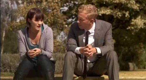 Inspector Lewis: Your Sudden Death Question. Review of a PBS