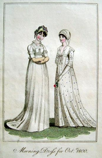 2c875248c737 Why Petticoats and Chemises Were Worn Under Regency Gowns | Jane ...