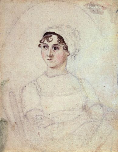 Image result for portraits of jane austen