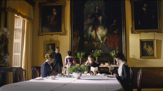 Downstairs In Downton Abbey The Servants Jane Austen S