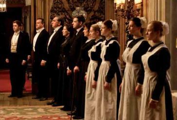 downstairs in downton abbey the servants jane austen s world