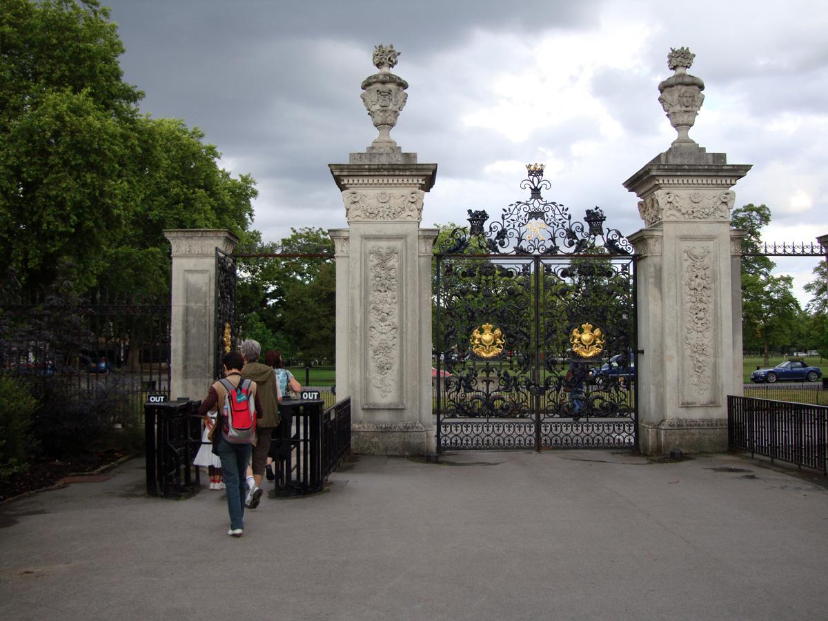 Kew Gardens A Virtual Tour Jane Austen S World