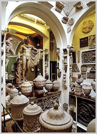 sir john soane�s museum jane austens world