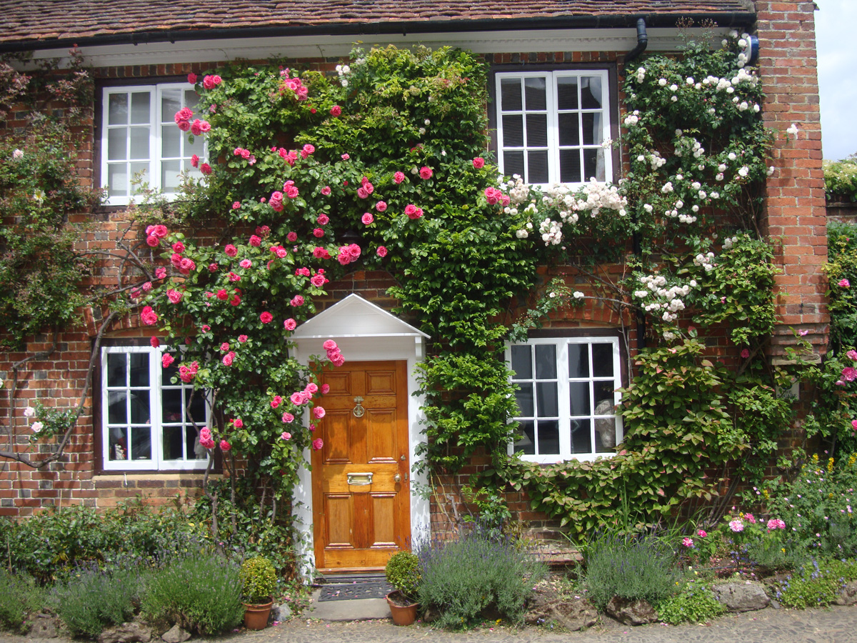 Steventon And Barton Cottage Jane Austen S World