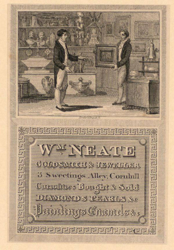 Advertising in the 18th century | Jane Austen's World