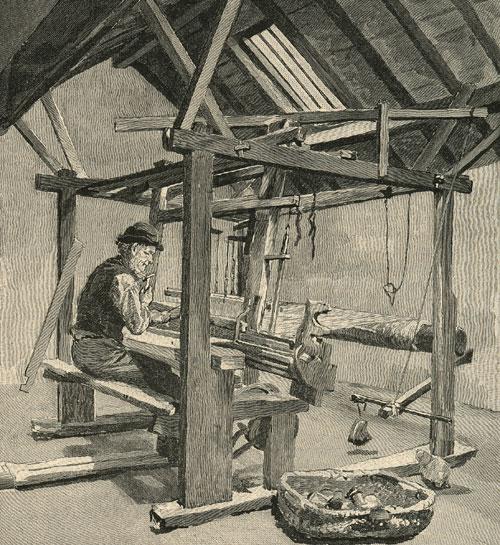Handloom Weaver | Jane Austen's World