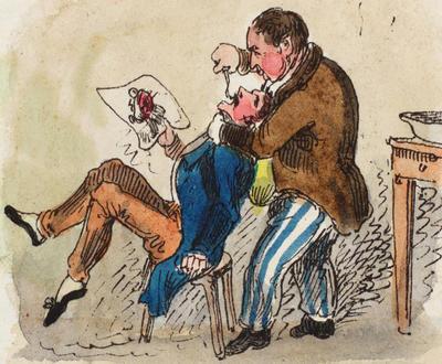 History Of Dentistry Jane Austen S World