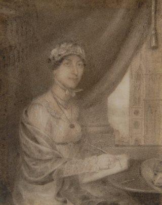Un nouveau portrait de Jane Austen ?? Jane-austen-discovered-by-drpaulabyrne