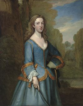 women s riding outfits in the early th century jane austen s world portrait of lucy pelham holles countess of lincoln d 1736 three quarter length in riding habit in a landscape
