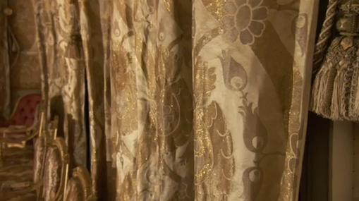 Green Curtains For Sale White and Gold Curtains