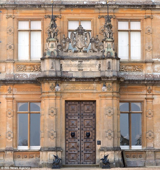 Highclere Castle Floor Plan: The Real Downton Abbey | Jane ...