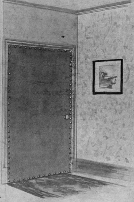 Image ... & The Green Baize Door: Dividing Line Between Servant and Master ...