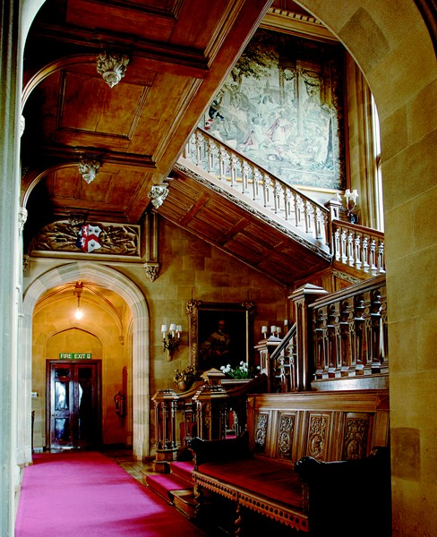 Highclere Castle Floor Plan: The Real Downton Abbey | Jane Austen's ...