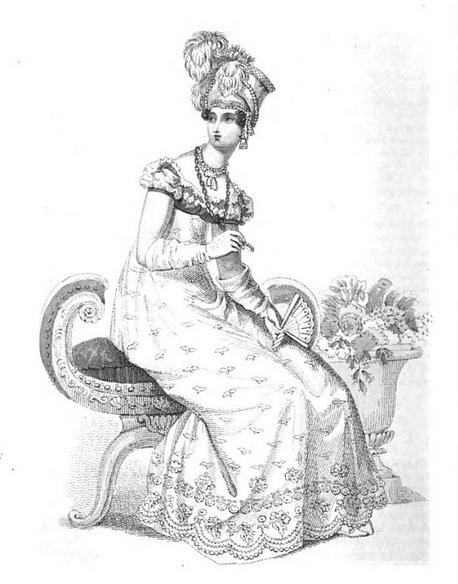 18th century fashion jane austen s world 19th Century Mourning Fashion 1818