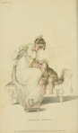1809 ackermann november morning dress