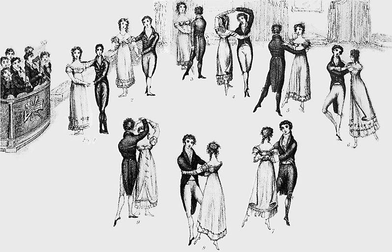 lady caroline lamb  highbury  and the waltz  regency