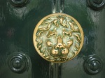Lion door handle 2