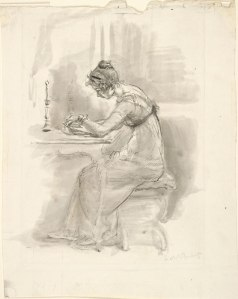 Cassandra Writes About Jane Austen's Death, July 18, 1817