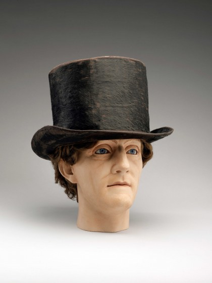 Top hat @Met Museum