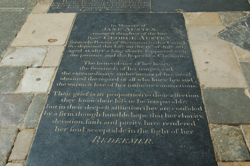 Jane Austens Death