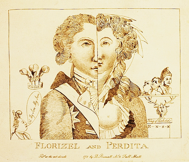 relationship between florizel and perdita