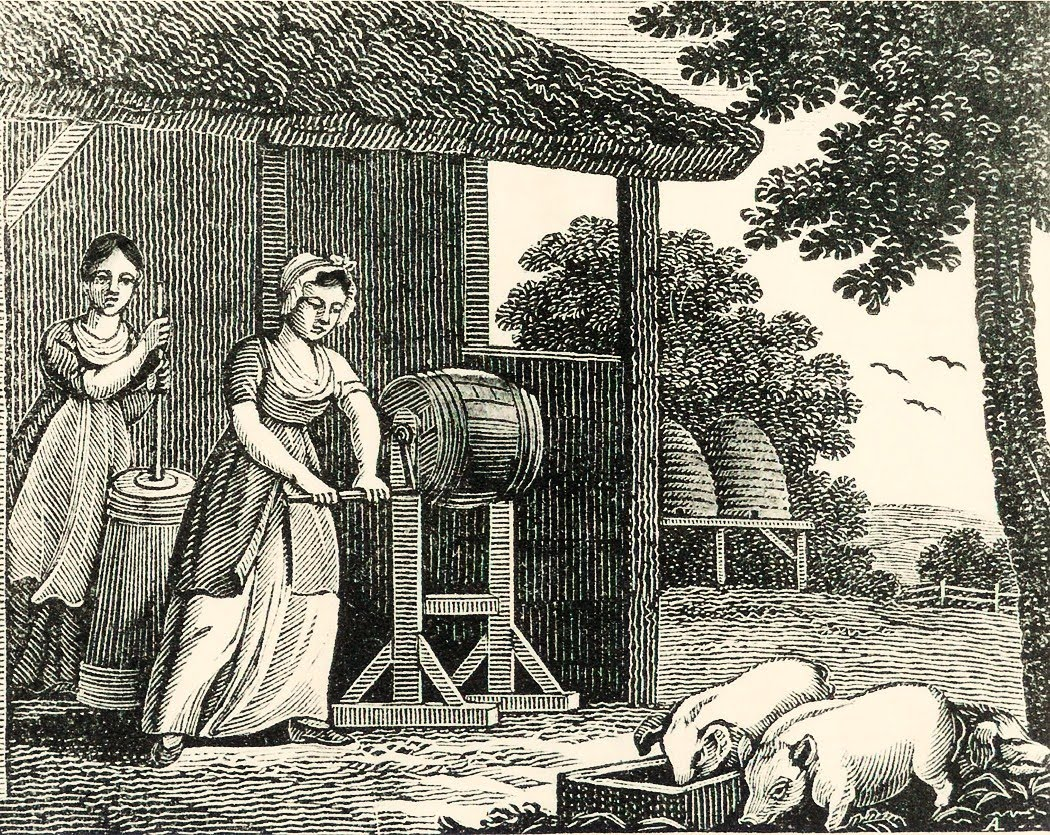 women at work in the colonial america The not so good lives of new england's good wives: learn what life was like for women in early america.