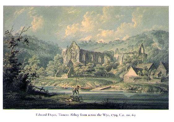 Tintern abbey romantic characteristics