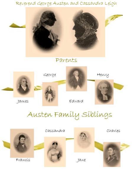 Austen family