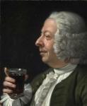 Red wine drinker (2nd half of the 18th century) – Credit Franz Laktanz Graf vonFirmian
