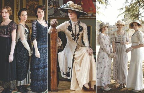 4515cc819f5 Downton Abbey, Season 3: 1920s Fashions | Jane Austen's World