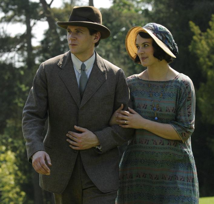 3x04 the men of downton abbey 32366905 3000 1996 1 Into the Woods