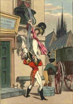 Image of eloping couple. 1815