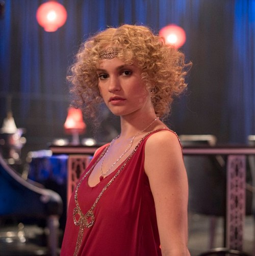 Lady Rose MacClare (Lily James)4