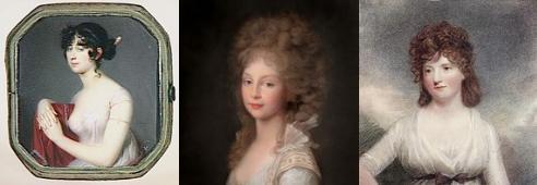 Fabulous Regency Hairstyle Jane Austens World Natural Hairstyles Runnerswayorg
