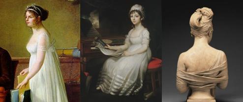 Strange Regency Hairstyle Jane Austens World Natural Hairstyles Runnerswayorg