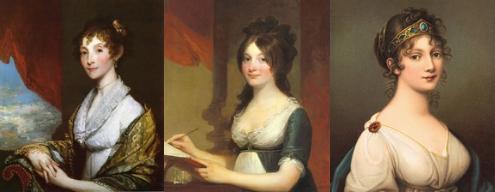 Cool Regency Hairstyle Jane Austens World Natural Hairstyles Runnerswayorg