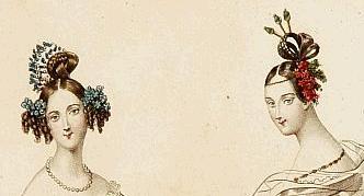 Modes des Paris image, 1832