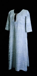 Bathing gown. Image @ Mount Vernon