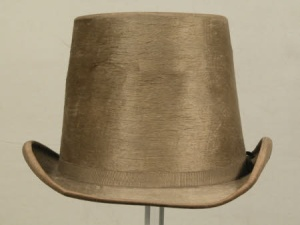 Hat 1820-1830, Snowshill Manor. Image @Nationa Trust/Richard Blakey