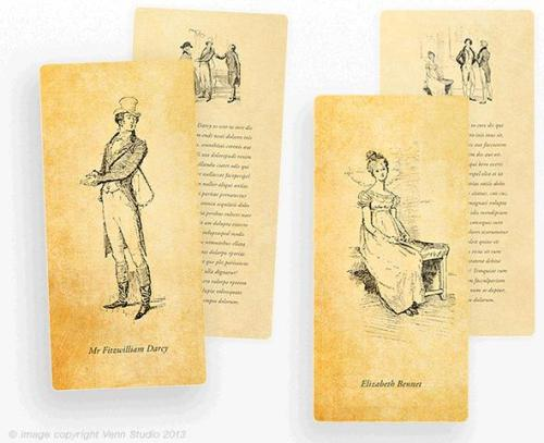 Jane Austen character pamphlets