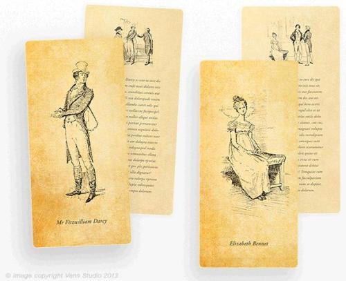 Jane Austen character pamphlets