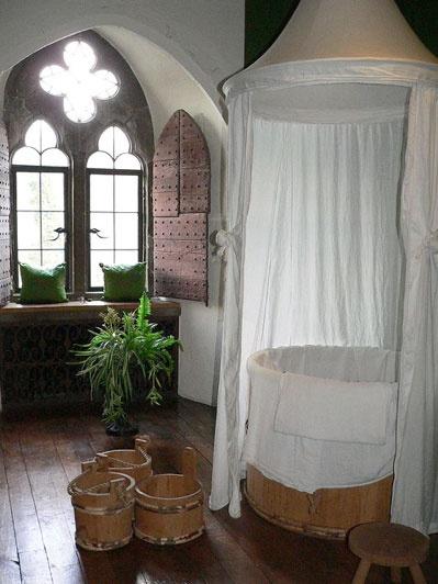 Medieval Bath Leeds Castle